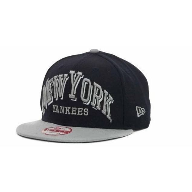 "New York Yankees MLB New Era 9Fifty ""Mark"" Strap Back Hat"