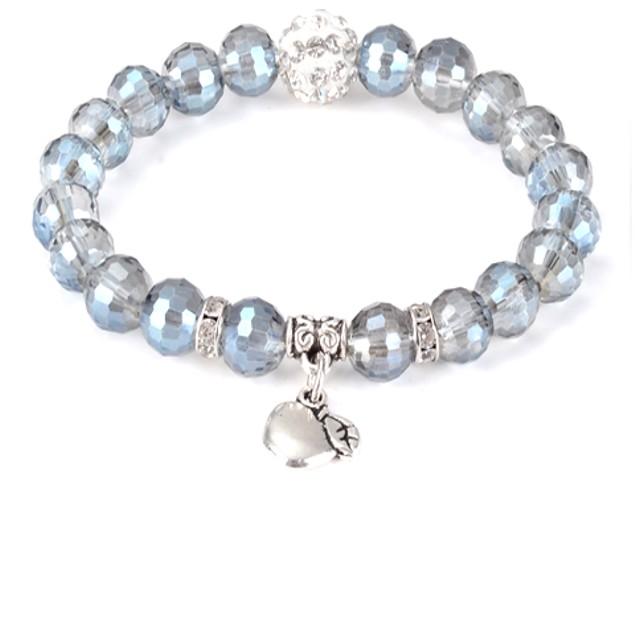 Divine Apple Bead Bracelet