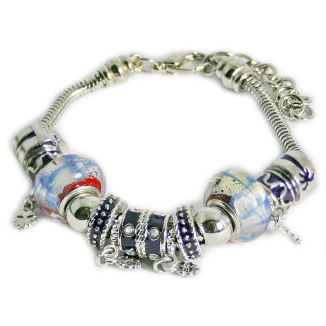 Zedora Stainless Steel Bracelet