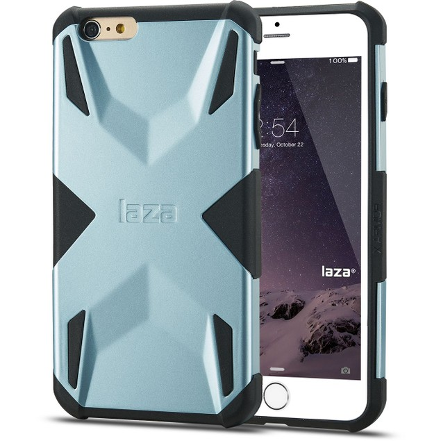 Laza X Armor Rugged Case for iPhone 6/6s & iPhone 6/6s Plus