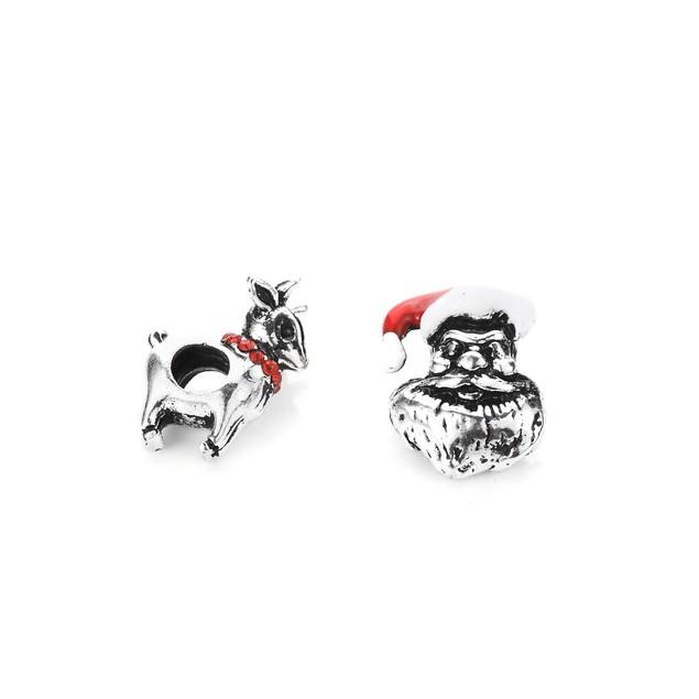 Celebrate Christmas Shamballa Bracelet