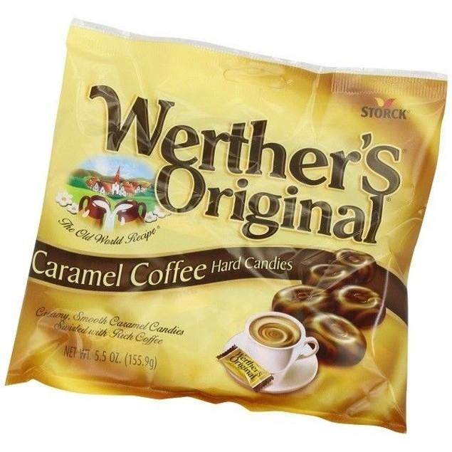 Werther's Original Caramel Coffee Hard Candy