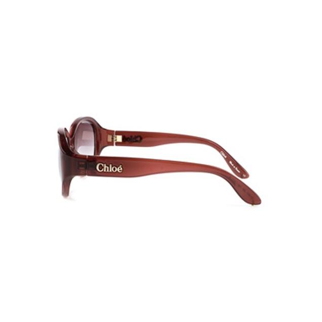 Chloe Fashion Sunglasses - Pale Purple