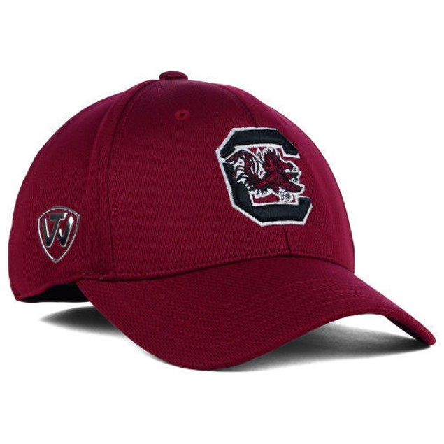 "South Carolina Gamecocks NCAA TOW ""Booster"" Memory Fitted Hat"