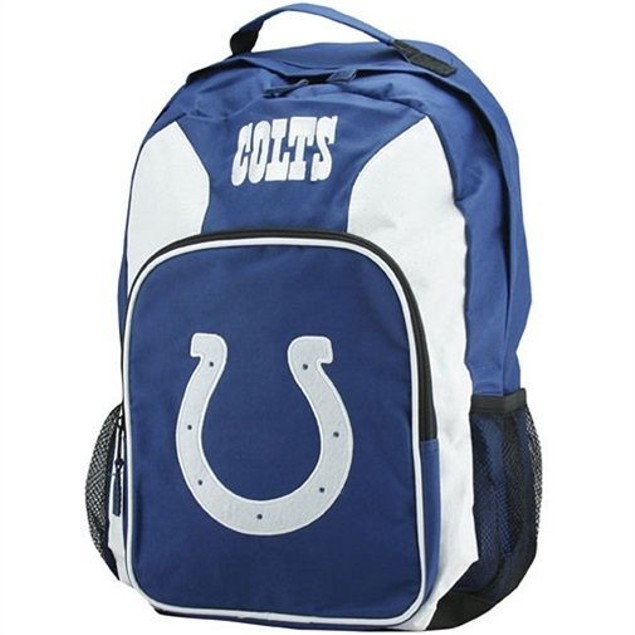 "Indianapolis Colts NFL Concept One ""Southpaw"" Team Color Backpack"
