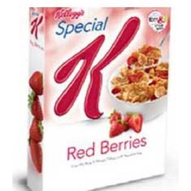 Kellog's Special K Red Berries Cereal 11oz Box