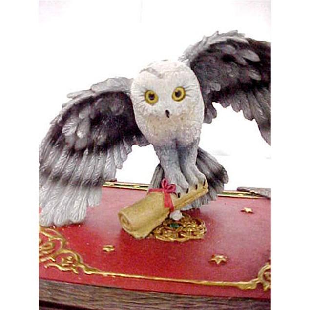 Nemesis Now Messenger Of Magic Owl Trinket Box Decorative Boxes