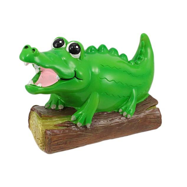 Adorable Alligator Coin Bank Piggy Gator Toy Banks