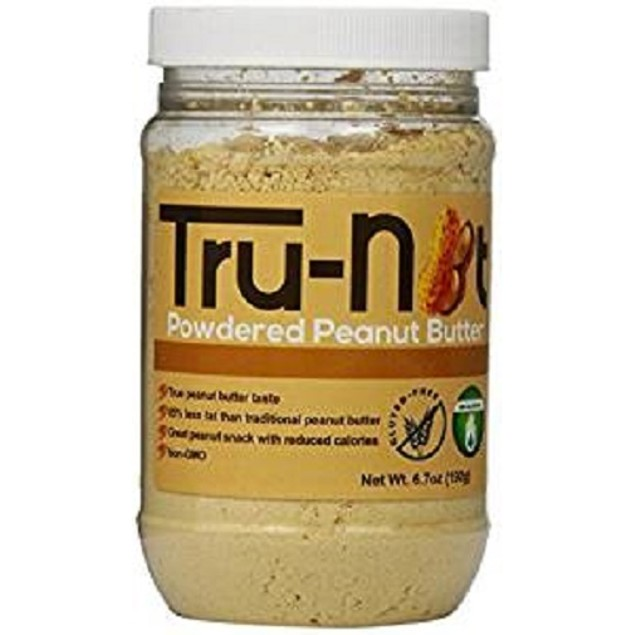 Tru-Nut Powdered Peanut Butter Gluten Free