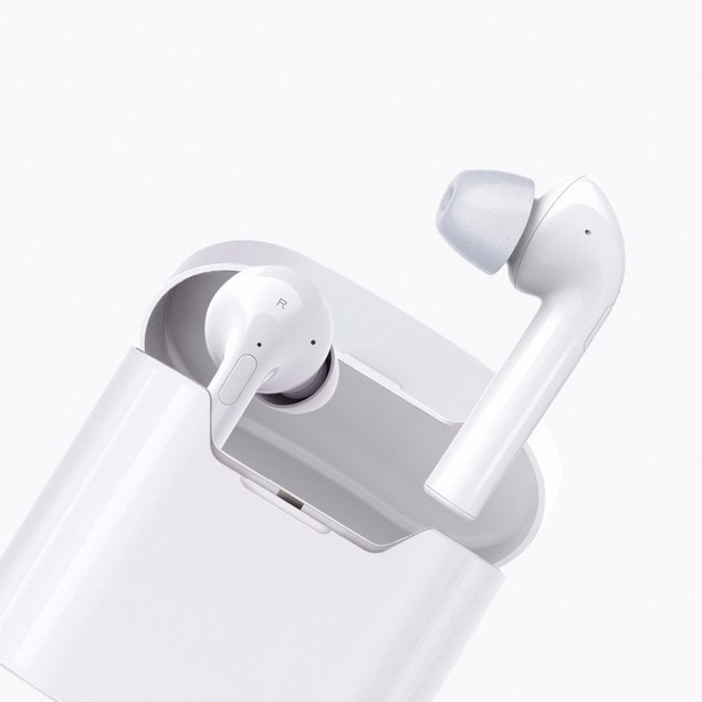 Air Vibes True Wireless Bluetooth Earbuds with Charging Case