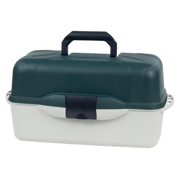 Wakeman Fishing 3-Tray Tackle Box Organizer - 18 inch