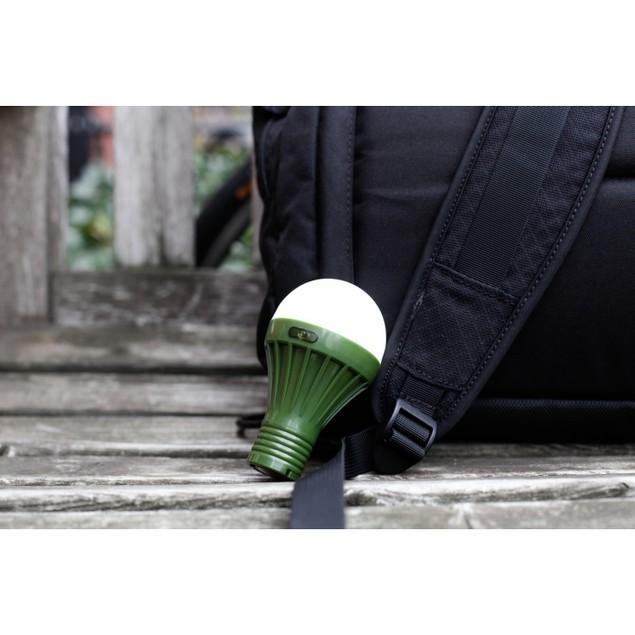 2-Pack Kikkerland FL39 Light Bulb Lantern
