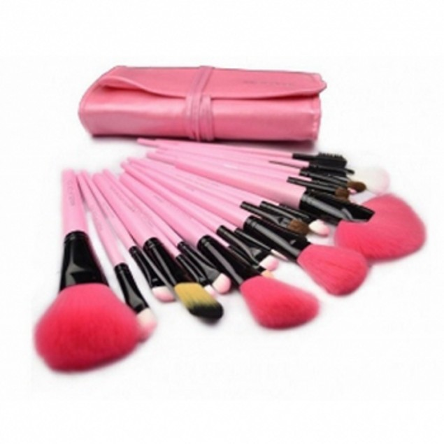 Pink Glory Brush Set