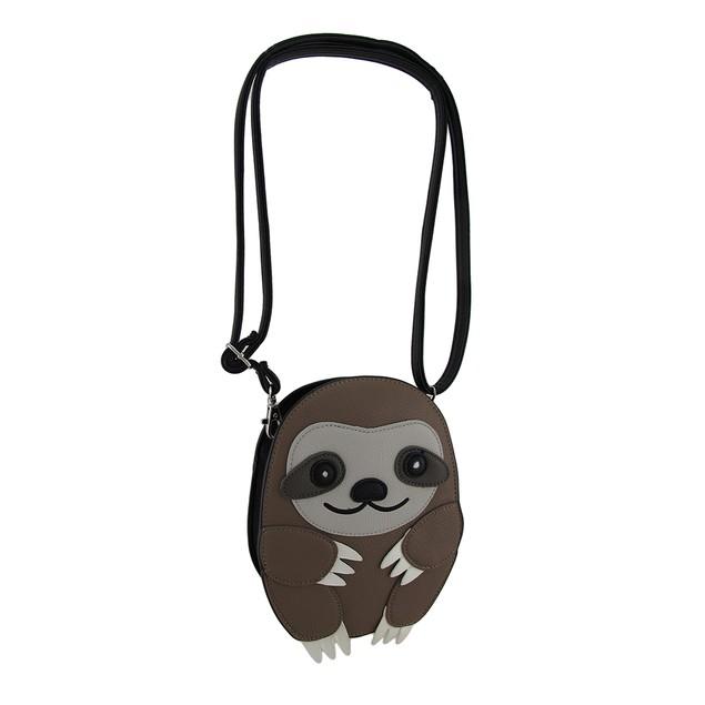Adorable Sleepyville Critters Sloth Crossbody Bag
