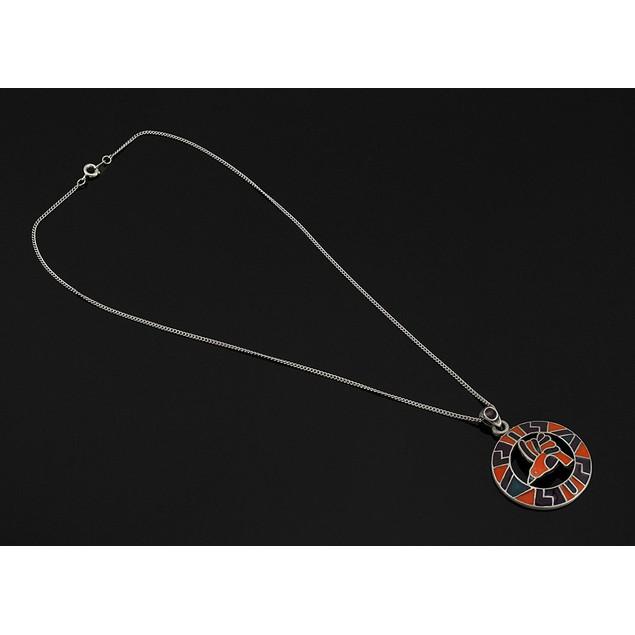 Huitzilo Hummingbird Aztec Tesoro Talisman For Mens Pendant Necklaces