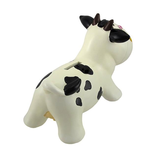 Adorable Cow Savings Coin Piggy Bank Toy Banks