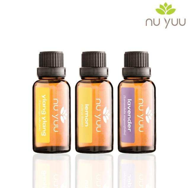 Calming Night: Lavender, Lemon, Ylang Ylang