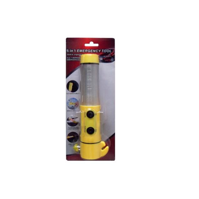 5-In-1 Emergency Tool
