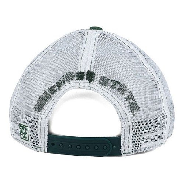 "Michigan State Spartans NCAA ""Brilliant"" Mesh Snapback Hat"