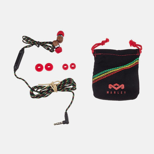 House of Marley Jammin' Noise-Isolating Headset