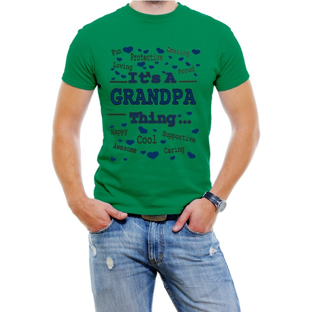 """It's A Grandpa Thing"" Men's T-Shirt"