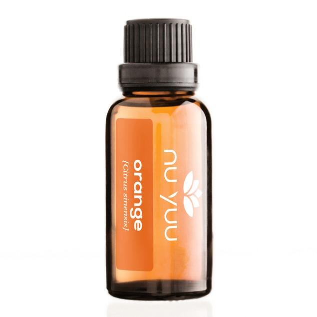 Nu Yuu Wild Orange 100% Pure Therapeutic Grade Essential Oil