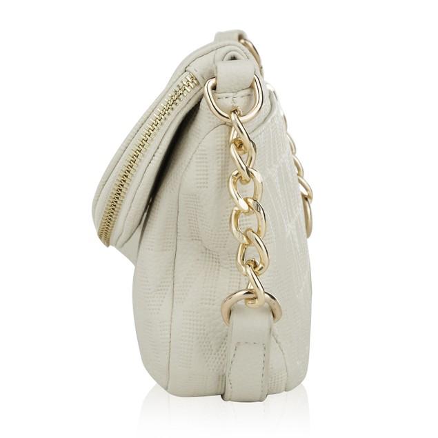 MKF Collection Cassidy M Signature Cross-body Bag by Mia K. Farrow