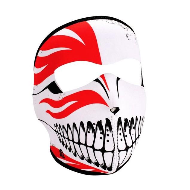 Neoprene Full Face Mask - Shinigami