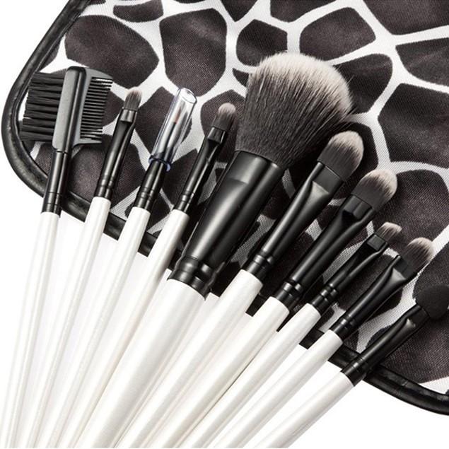 10 Piece Beauty Eyeshadow Brush Kit Set