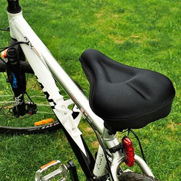 Extra Comfortable & Soft Gel Bicycle Saddle