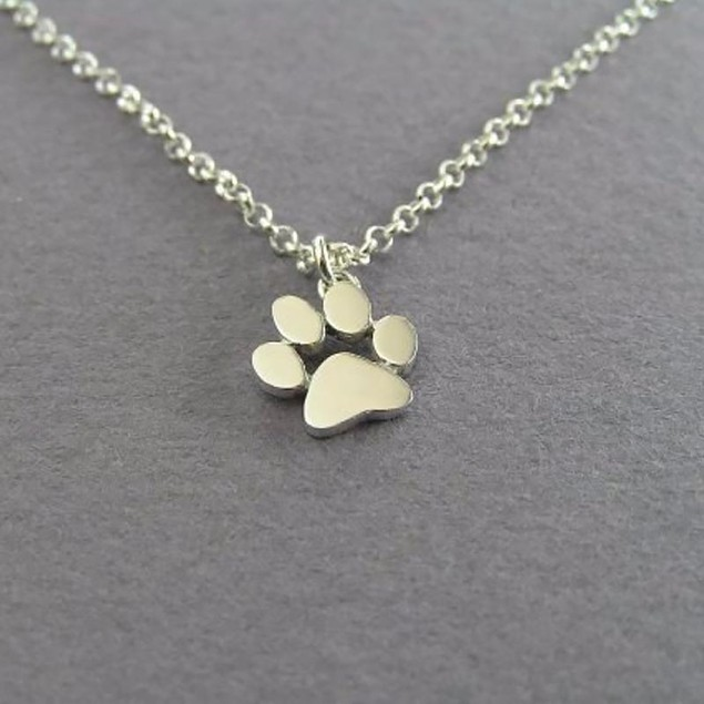 Paw Drop Necklace