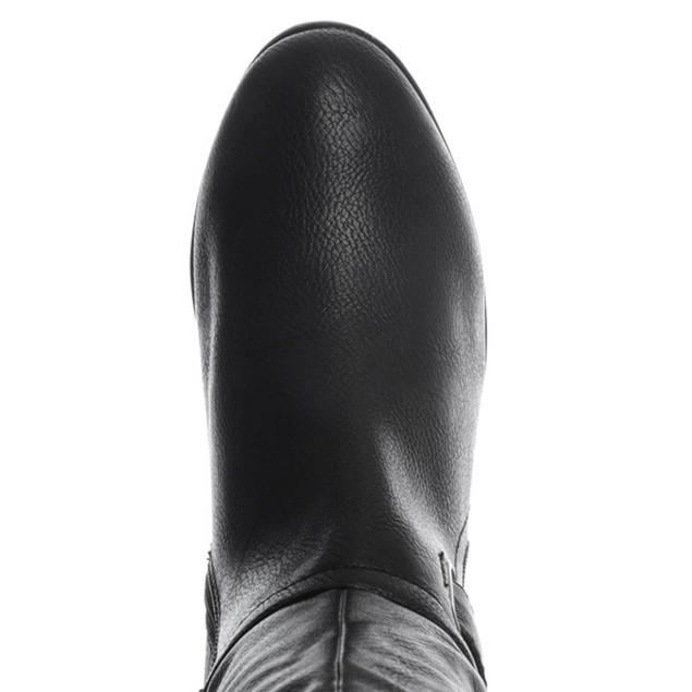 Sarit Tall Classic Over The Knee Fashion Riding Boots - Black