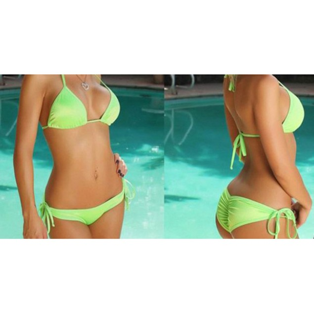 Tan Through Bikini - Assorted Colors