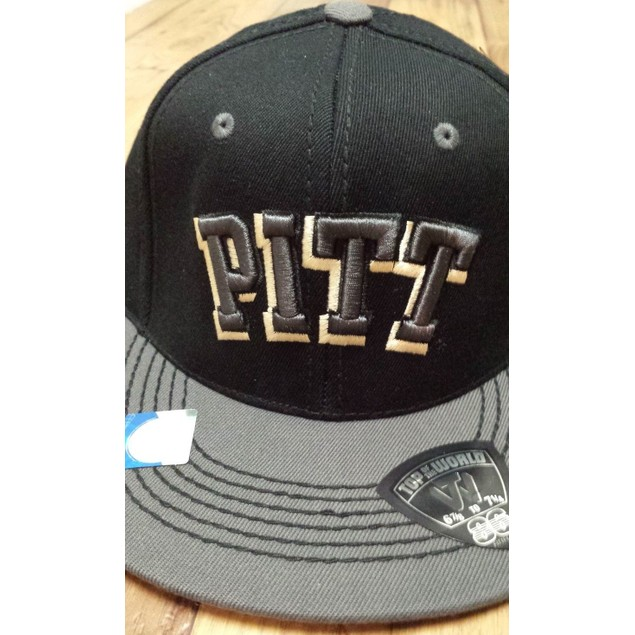 """Pittsburgh Panthers NCAA TOW """"Confidential"""" 86 Fitted Hat"""