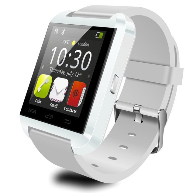 Bluetooth Smart Watch for iOS & Android U80