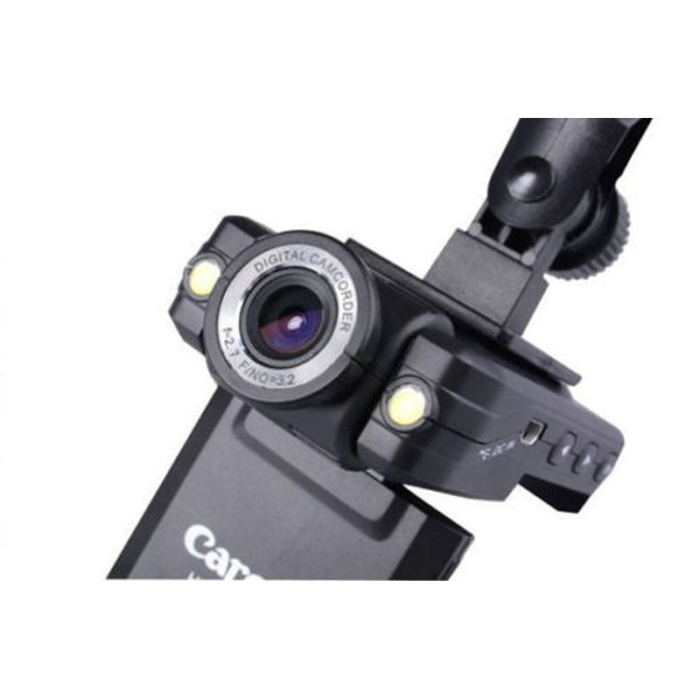 Zone Tech DVR Cam Recorder HD 1080P Car Camcorder Accident Dashboard Camera