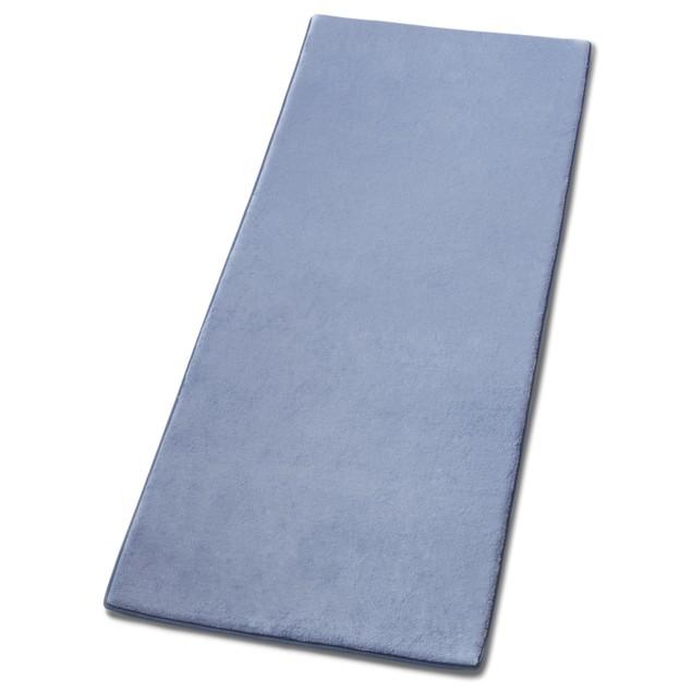 Simple Deluxe Long Memory Foam Bathroom Floor or Kitchen Runner Rug Mat