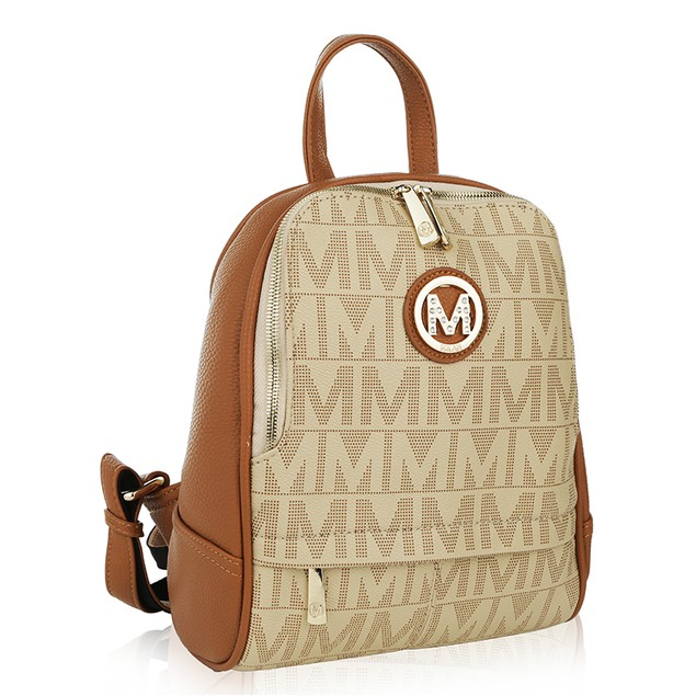 MKF Collection Daliza M Signature Trendy Backpack by Mia K. Farrow
