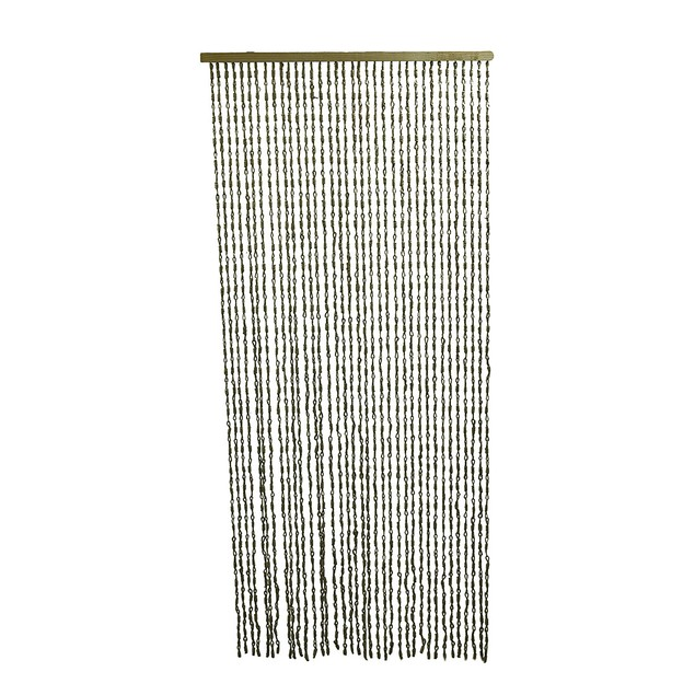 36 Strand Loop And Knot Design Decorative Jute Window Treatment Curtains