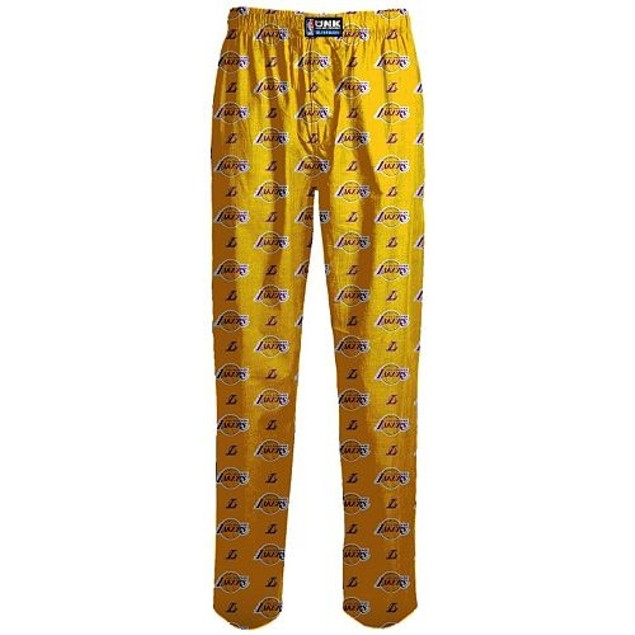 "Los Angeles Lakers NBA ""UNK"" Boys Lounge Pajama Pants"