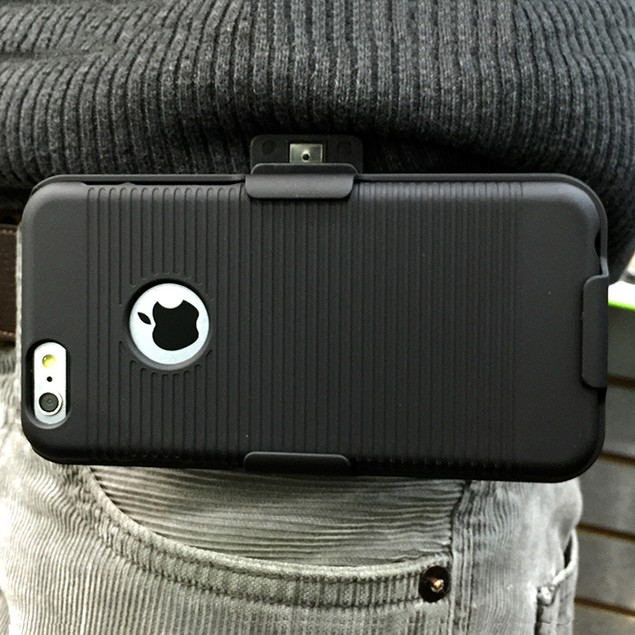 Shell/Holster Combo for iPhone 6 & 6 Plus