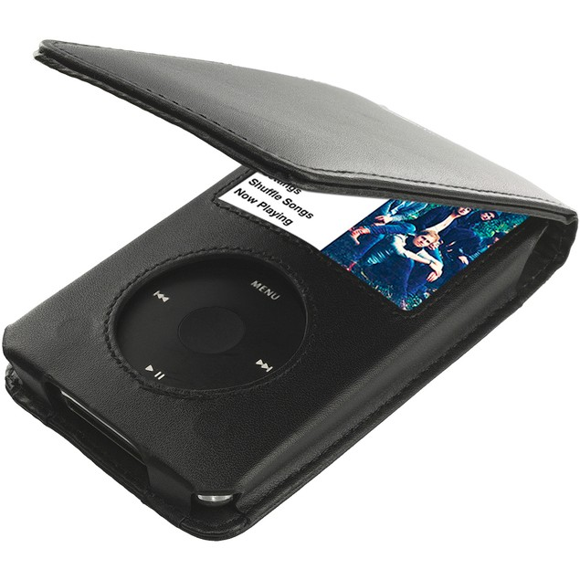 Apple iPod Classic Wallet Flip Case Cover
