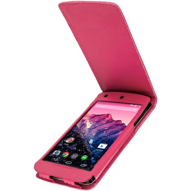 LG Google Nexus 5 Wallet Flip Case Cover