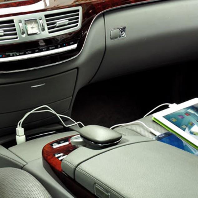 2-Pack Liger High Output Dual Port USB Car Charger