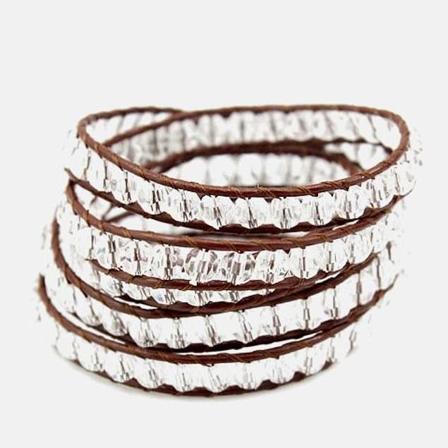 Vintage Simplicity Wrap Bracelet