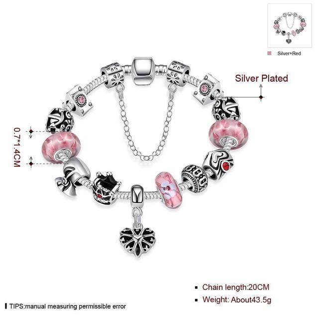 Sweet Bubblegum Designer Inspired Bracelet
