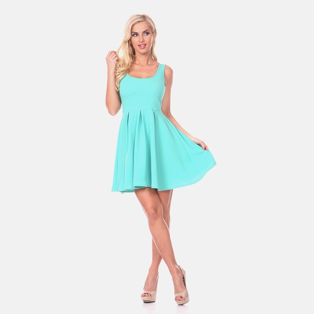 Crystal Dress - Mint