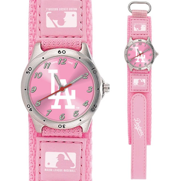 La Dodgers Girls MLB Watch
