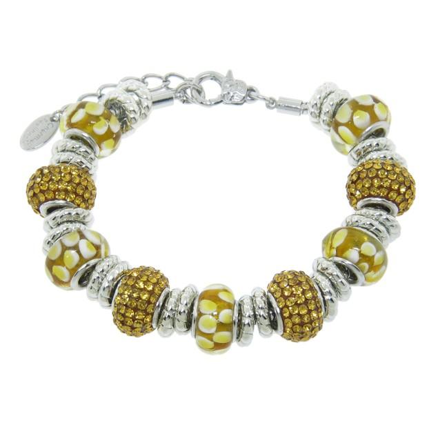 Charmed Feelings Murano Glass Bracelets