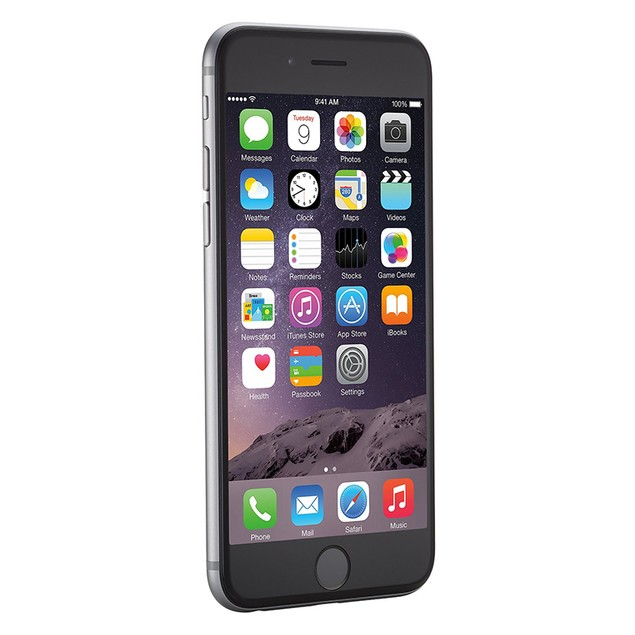 Apple iPhone 6 Plus 128GB GSM Unlocked Space Gray